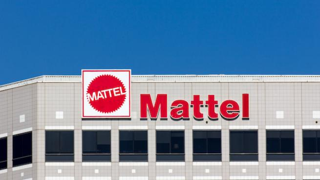 Mattel building