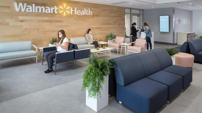 Walmart Health center