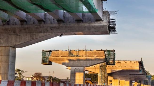 infrastructure build