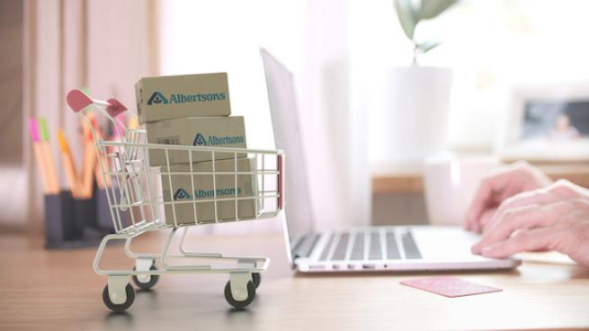 Albertsons shopping