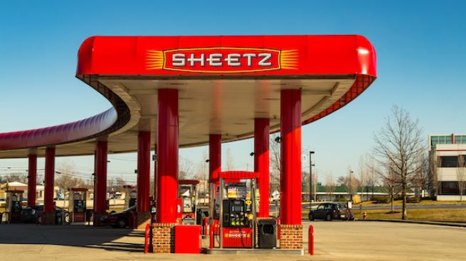 Sheetz lot