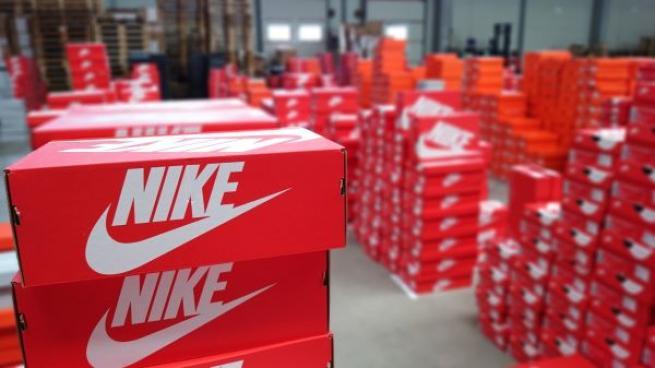 Nike boxes