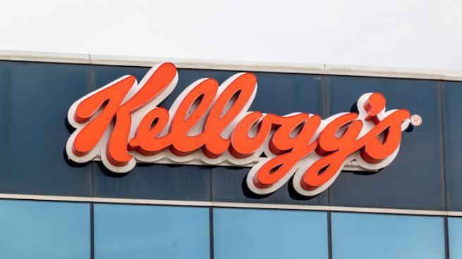 Kellogg's sign