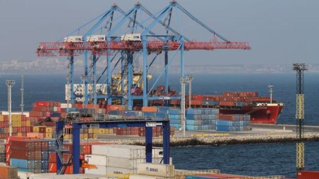 ports cargo