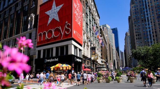 Macy's flagship