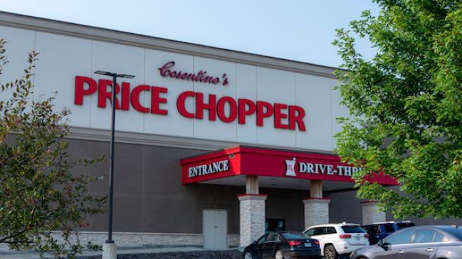 Price Chopper store