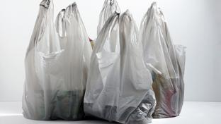 California suspends its plastic bag ban
