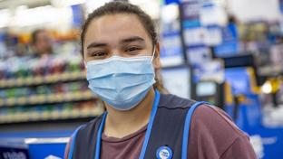 Walmart Changes Course on Face Coverings