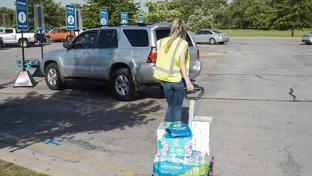 Sam's Club Accelerates Curbside Pickup