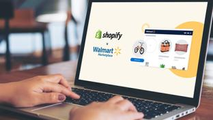 Walmart Signs Shopify to Compete With Amazon Marketplace