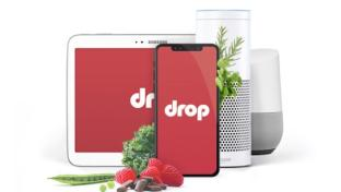 Connected kitchen platform Drop