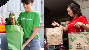Instacart Wages War on Uber-Owned Cornershop