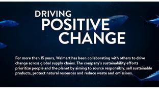 Walmart on Track to Become Regenerative Company