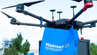 Walmart Accelerates Drone Deliveries