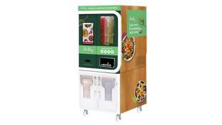 easor's Deploys Automated Salad Station Sally Chowbotics DoorDash