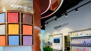 Amazon Salon space