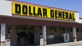 dollar general front