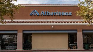 Albertsons front