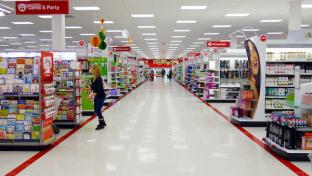 target in store