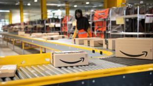 amazon assembly line