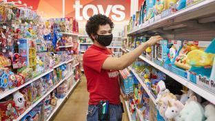 Target employee