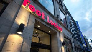 Foot Locker exterior
