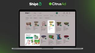 Shipt retail media